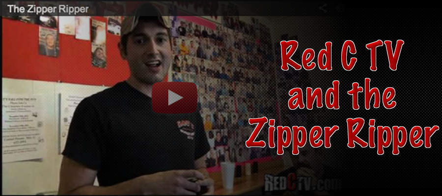 Red C TV and the Zipper Ripper